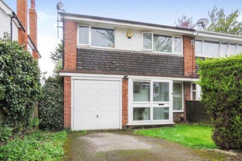 3 Bedroom Semi Detached House To Rent   Beaudesert Road, Handsworth B20