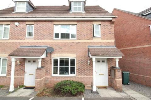 3 bedroom terraced house to rent - Gillquart Way, Coventry, West Midlands