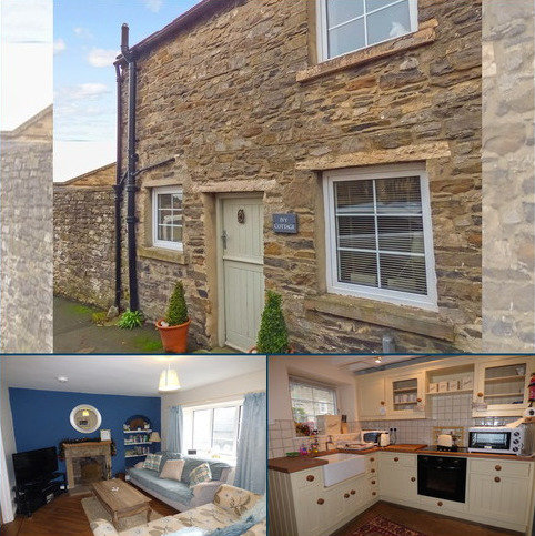 3 bedroom end of terrace house for sale - Railway Street, Leyburn