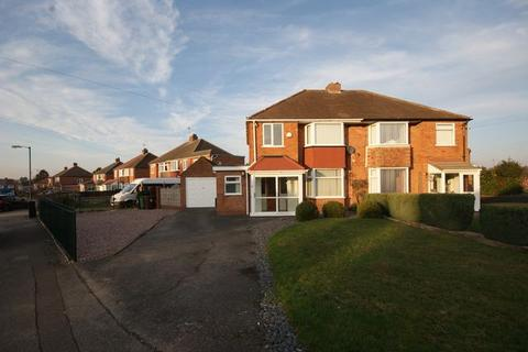 3 bedroom semi-detached house to rent - Windsor Drive, SOLIHULL, B92