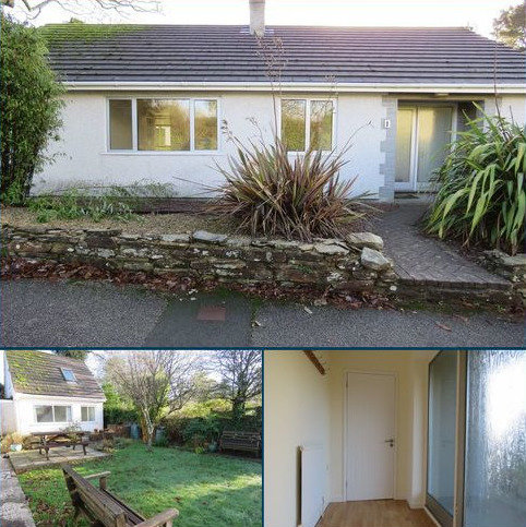 3 bedroom detached bungalow for sale - Edwards Road, Devoran