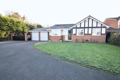 3 bedroom detached bungalow for sale - Ferndown Close, Turnberry Estate, Bloxwich, Walsall