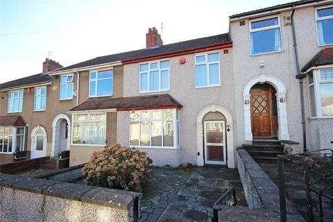 3 bedroom terraced house for sale - Jocelyn Road, Horfield, Bristol, BS7