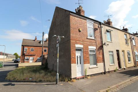 3 bedroom end of terrace house to rent - Portland Terrace, Gainsborough