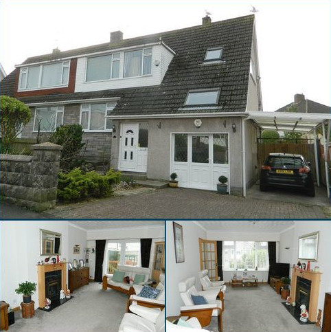 3 bedroom semi-detached house for sale - WORLEBURY