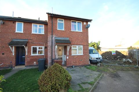2 bedroom end of terrace house for sale - Blyth Avenue, Melton Mowbray