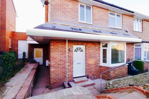 3 bedroom semi-detached house to rent - Thackery Road, Exeter