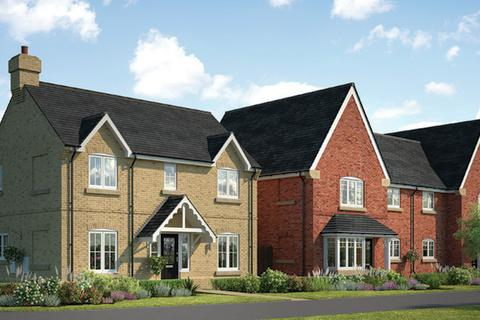 4 bedroom detached house for sale - Plot 34 King George's Park, Rowhedge
