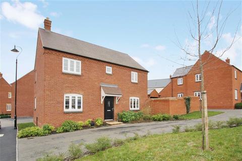 4 bedroom detached house for sale - 43, Delorean Way, Brackley