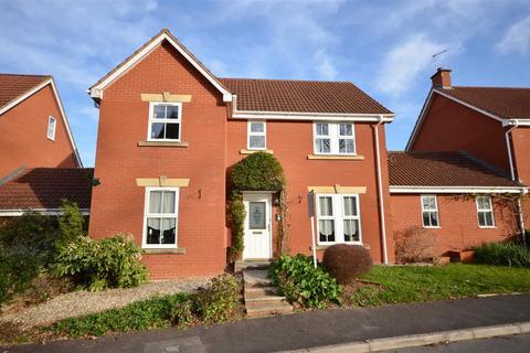 4 bedroom link detached house for sale - Graham Way, Cotford St. Luke, Taunton