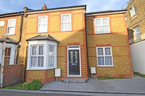 4 bedroom semi-detached house for sale - St. Johns Road, Isleworth Village
