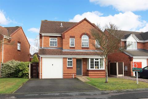 4 bedroom detached house for sale - Warwick Way, Leegomery, Telford