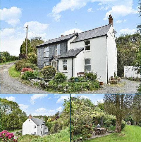 3 bedroom detached house for sale - Lamerton, Tavistock, Devon