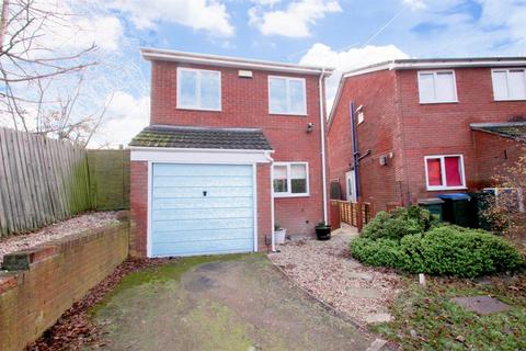 3 bedroom detached house for sale - Hazel Road, Coventry, CV6 7DD