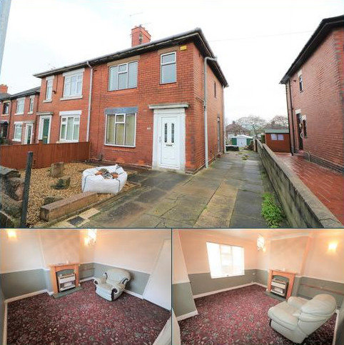 2 bedroom semi-detached house for sale - Bemersley Road, Ball Green, Stoke-On-Trent