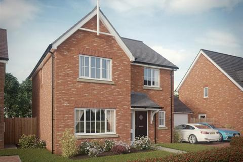 4 bedroom detached house for sale - Plot 9, The Willow, Queens Walk, Shrewsbury Road, Baschurch  SY4 2DP