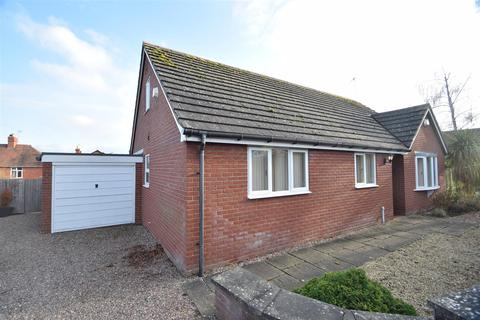 3 bedroom detached bungalow for sale - 2 Woodfield Court, Woodfield Road, Shrewsbury, SY3 8HD