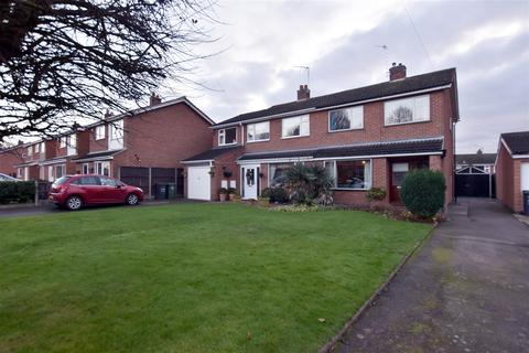 3 bedroom semi-detached house for sale - Beaumont Road, Barrow Upon Soar, Loughborough