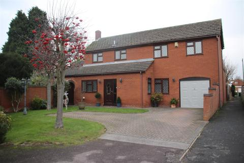 3 bedroom detached house for sale - Newborough Close, Austrey, Atherstone