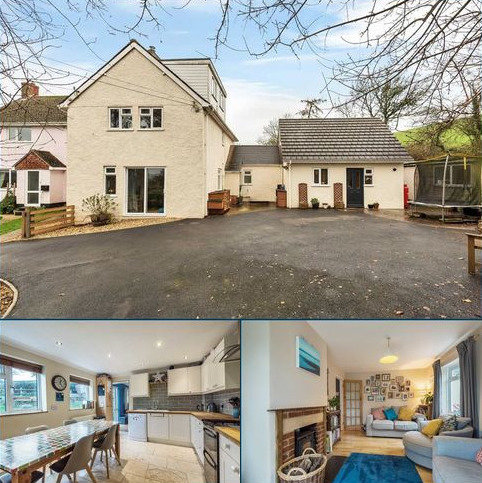 5 bedroom semi-detached house for sale - Walshams, Stockland, Honiton, Devon, EX14