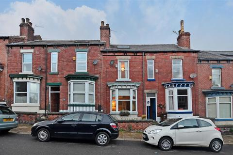 4 bedroom terraced house for sale - Peveril Road, Sheffield