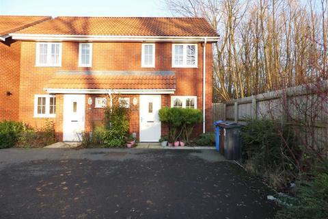 2 bedroom end of terrace house to rent - Ladybower Way, Hull