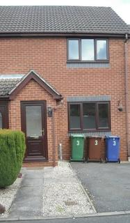 2 bedroom terraced house to rent - Sandpiper Close, Hednesford, Cannock