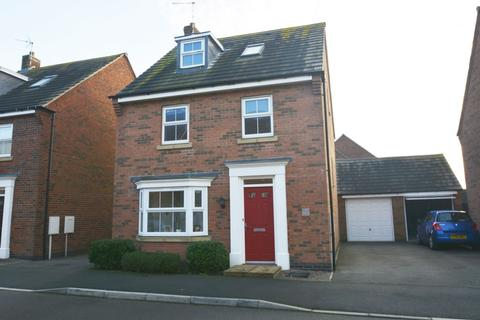 4 bedroom detached house for sale - Oaklands Way, Earl Shilton, Leicestershire, LE9 7JW