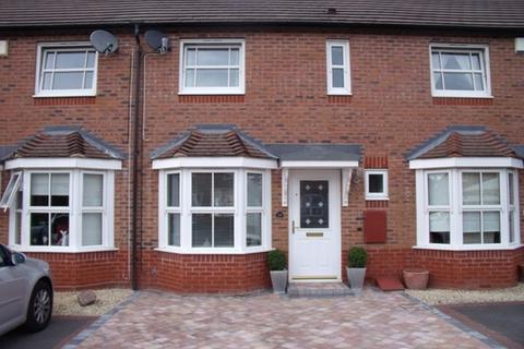 2 bedroom terraced house to rent - Plantation Drive, Sutton Coldfield