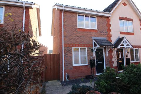 2 bedroom semi-detached house for sale - Westons Brake, Emersons Green, Bristol, BS16 7BP