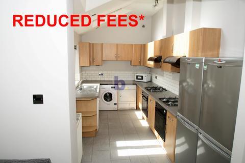 6 bedroom terraced house to rent - Brandon Grove, Sandyford, Newcastle upon Tyne NE2