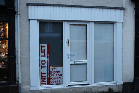 Shop to rent -  St. Sepulchre Gate West,  Doncaster, DN1