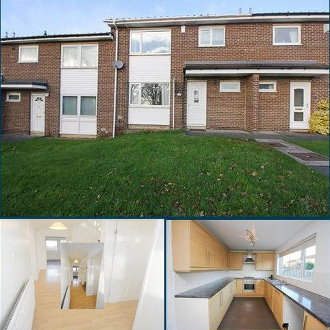 3 bedroom terraced house for sale - Asholme, West Denton, Newcastle upon Tyne NE5