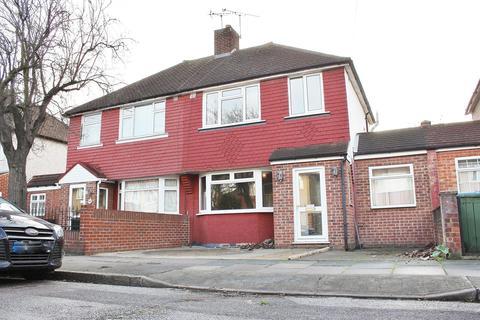 4 bedroom semi-detached house for sale - Birkdale Road, Abbey Wood, London, SE2 9HX