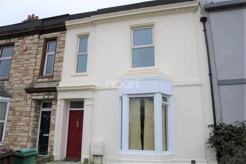 4 bedroom terraced house to rent - Cheltenham Place Plymouth PL4