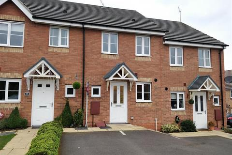 2 bedroom terraced house to rent - Levett Grange, Rugeley, WS15 2FB