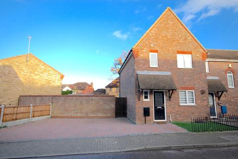 3 bedroom semi-detached house for sale - Stanstrete Field, Great Notley, Braintree, CM77