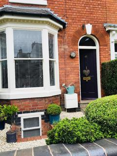 3 bedroom terraced house to rent - Clarence Road, Harborne, Birmingham, B17 9JY