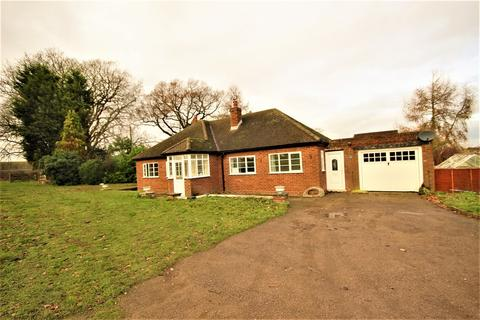 3 bedroom detached bungalow to rent - Tamworth Road, Lichfield