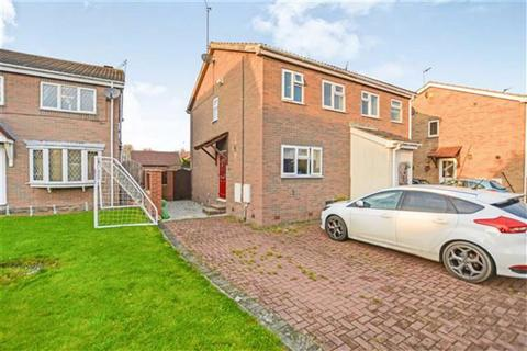 2 bedroom semi-detached house for sale - Dunnock Close, Howdale Road, Hull, East Yorkshire, HU8