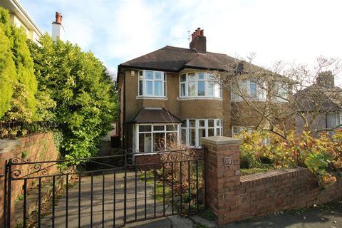 3 bedroom semi-detached house for sale - Ridgeway Crescent, Newport