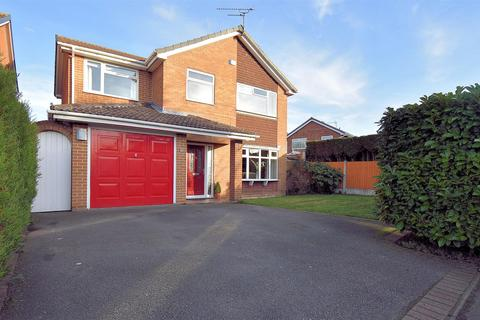 4 bedroom detached house for sale - Winston Avenue, Alsager
