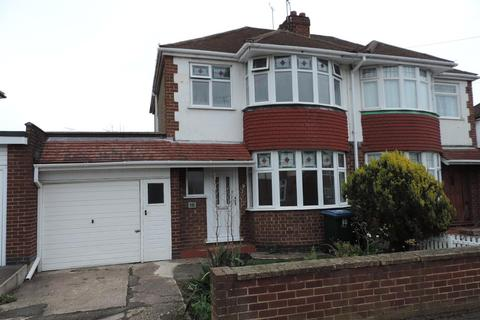 3 bedroom semi-detached house to rent - Glover Street, Cheylesmore, Coventry