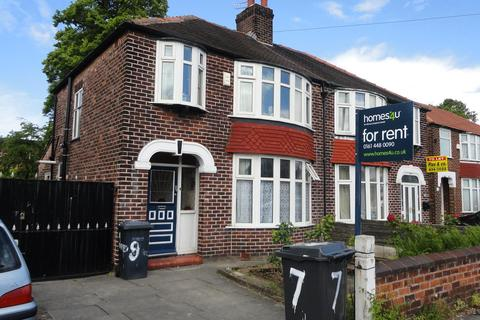 4 bedroom house to rent - Arnfield Road, Fallowfield, Manchester