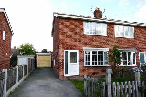 2 bedroom semi-detached house for sale - Cherry Crescent, Holme On Spalding Moor