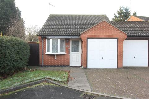 1 bedroom detached bungalow for sale - St. Marys Court, Barwell, Leicester