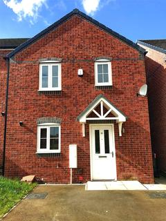 3 bedroom end of terrace house for sale - Hoskins Lane, Scholars Rise