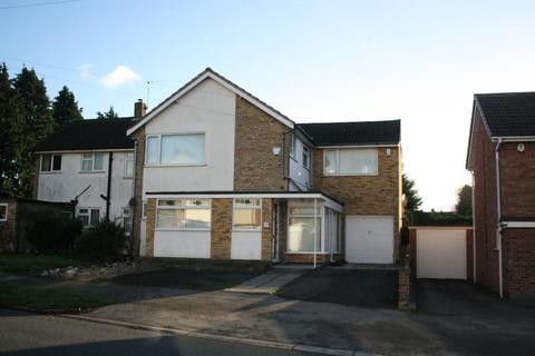 3 bedroom link detached house for sale - Ash Tree Road, Leicester, le2 5tf
