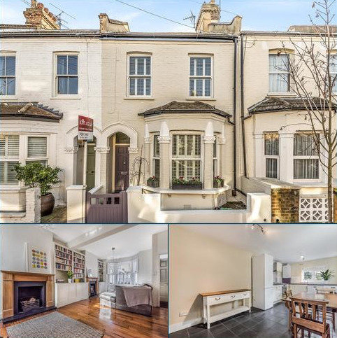 3 bedroom terraced house for sale - Camborne Road, Southfields