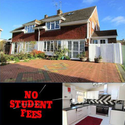 6 bedroom semi-detached house to rent - Allendale Road, Reading, RG6 7PD